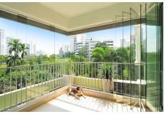 Плъзгащи балконски системи