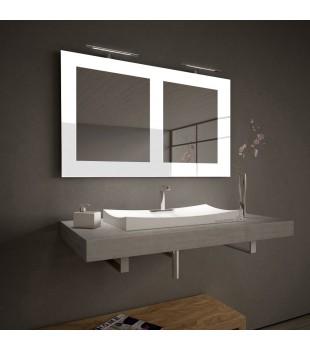 Огледало PURE WHITE - Aloha II