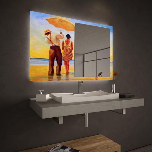 """Огледало Колекция """"ART""""010 Модел: Jack Vettriano"""