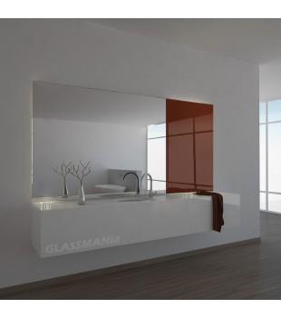 Огледало Brown Dark RAL 8017