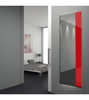 Огледало LUMINOUS RED - Vertical