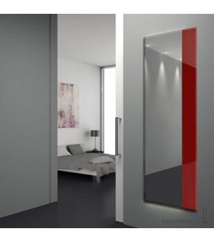 Огледало DARK RED - Vertical