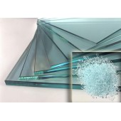Флоатно стъкло 5 мм ( закалено )