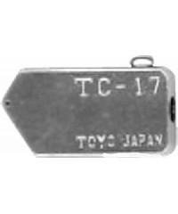 Маслен резач TOYO-TC17B