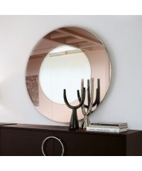 Oгледало Elegance Bronze D-120