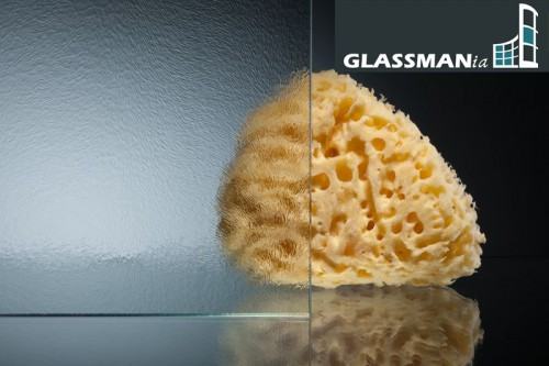 Oрнаментно стъкло - Chinchilla