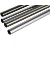 Тръба месинг, черен мат, диаметър ф19мм, дебелина 0.8 мм, дължина 1.0 метра Код: 15.24.120-4