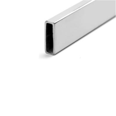 Шина 10х30 х 1000 мм, полирана неръждаема стомана AP S002-8-2