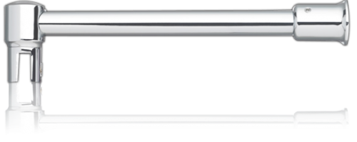 Стъклена преграда 70/200 см.