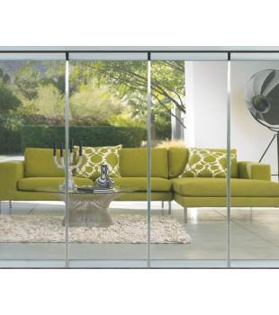 Обков за сгъваеми стъклени панели PR-100