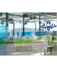 Обков за сгъваеми стъклени панели PR-125
