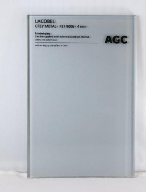 METAL GREY - RAL9006