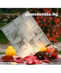 Орнаментно стъкло - DAMLA