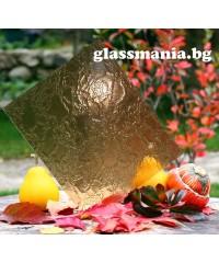 Орнаментно стъкло - DELTA BRONZ