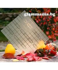 Орнаментно стъкло - GOTHIC - КИЛИМ