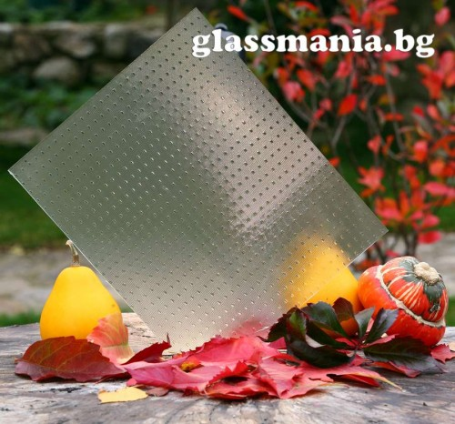 Орнаментно стъкло - MASTER CARE