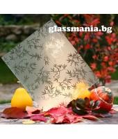 Орнаментно стъкло - OLIVE